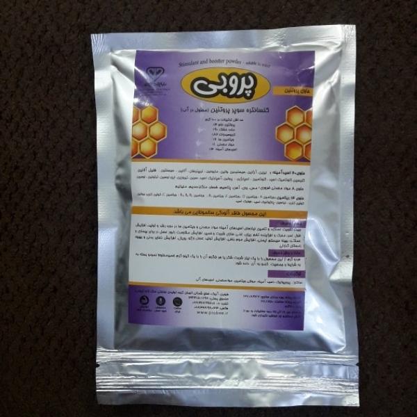کنسانتره سوپر پروتئین پروبی (محلول در آب) بسته 200 گرمی