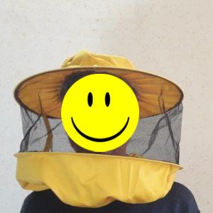 کلاه زنبورداری تاشو