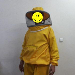پیراهن و کلاه زنبورداری