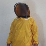 نیمه تنه کلاهدار زنبورداری مدل فضایی