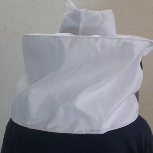 کلاه زنبور داری تاشو پشت پارچه ای