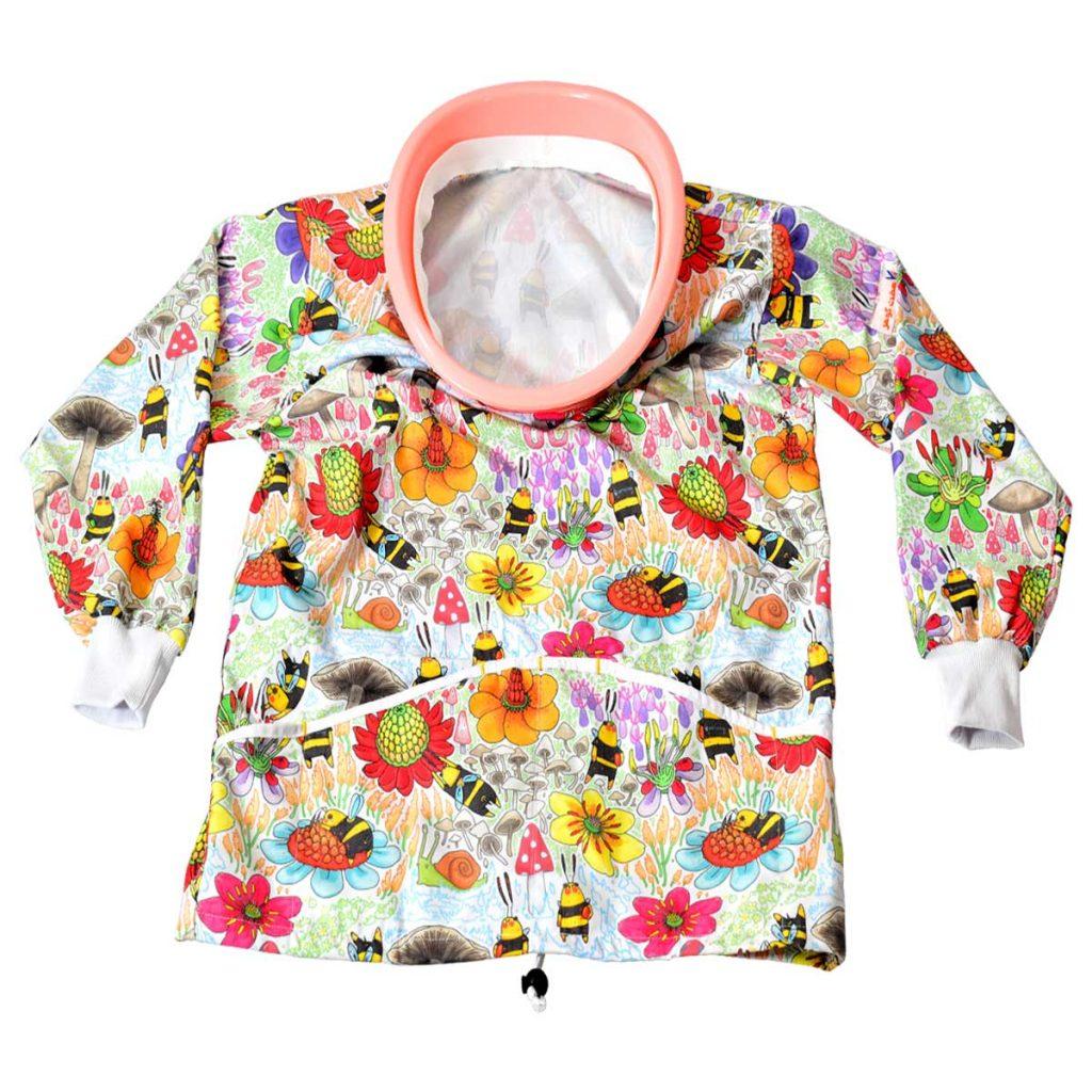 لباس زنبورداری بچه گانه هفت گوهر
