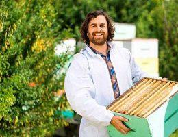 آگهی زنبورداری