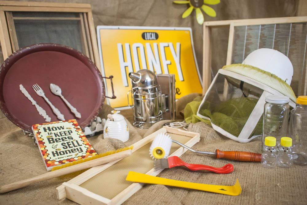 ابزار زنبورداری