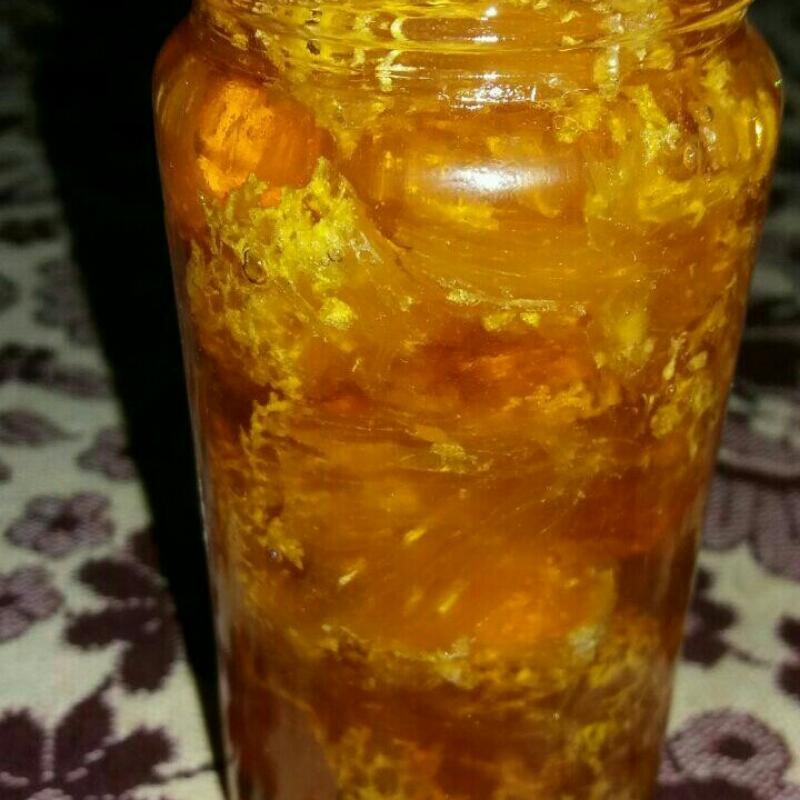 عسل طبیعی منطقه اورامانات