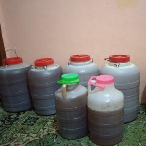 300عسل طبیعی نم دار از جنگل های گلستان به شرط