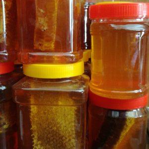 عسل طبیعی و ارگانیک بزگوش میانه